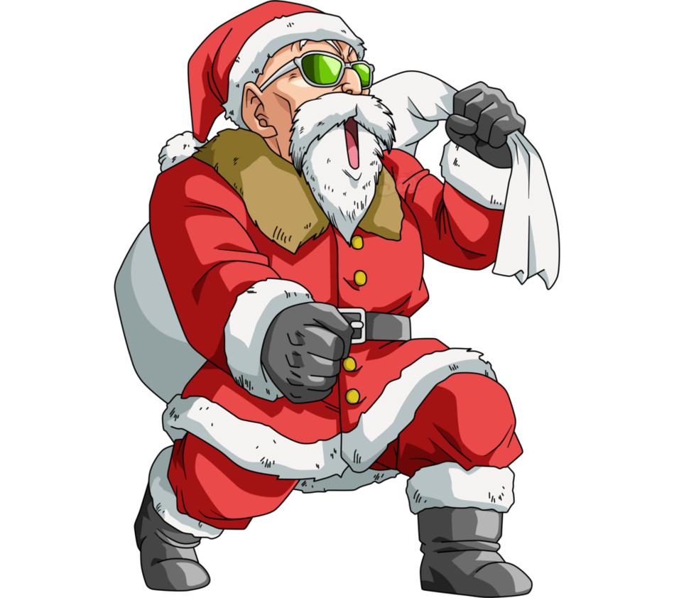 Anime Santa Hat png image