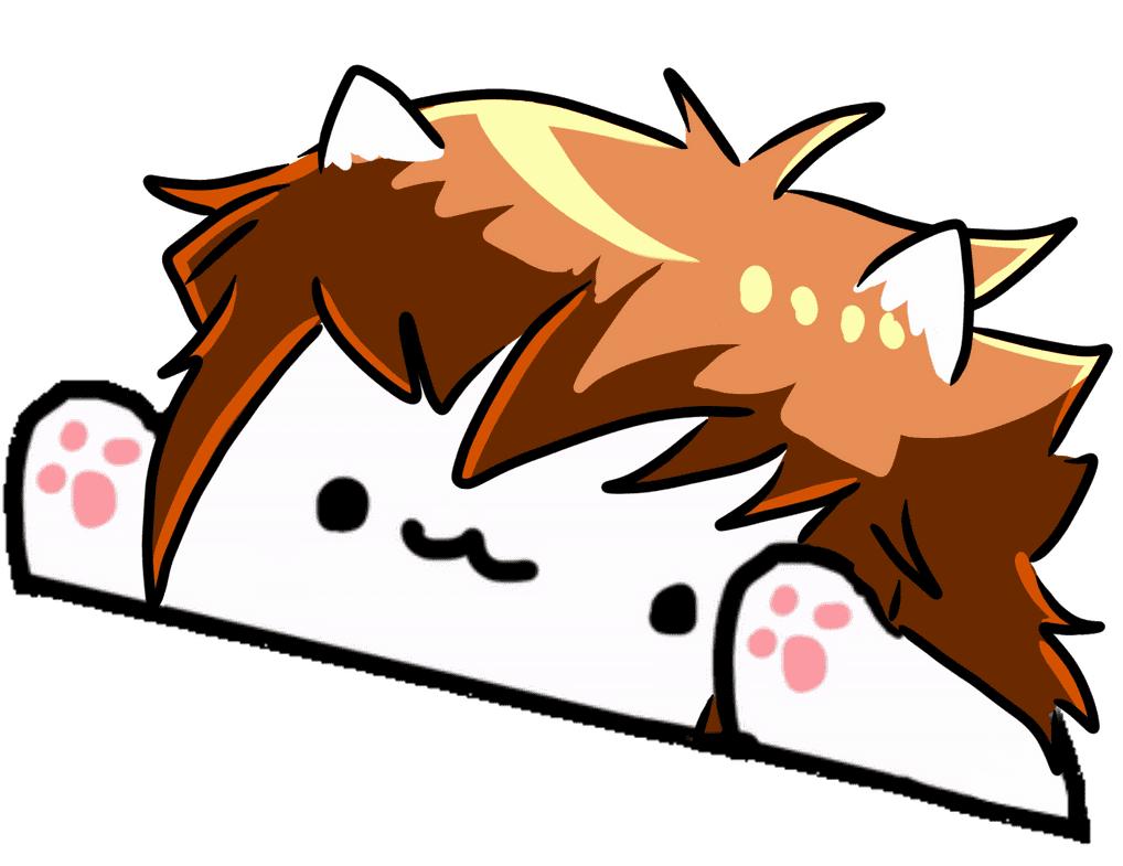 Bongo Cat png clipart 4