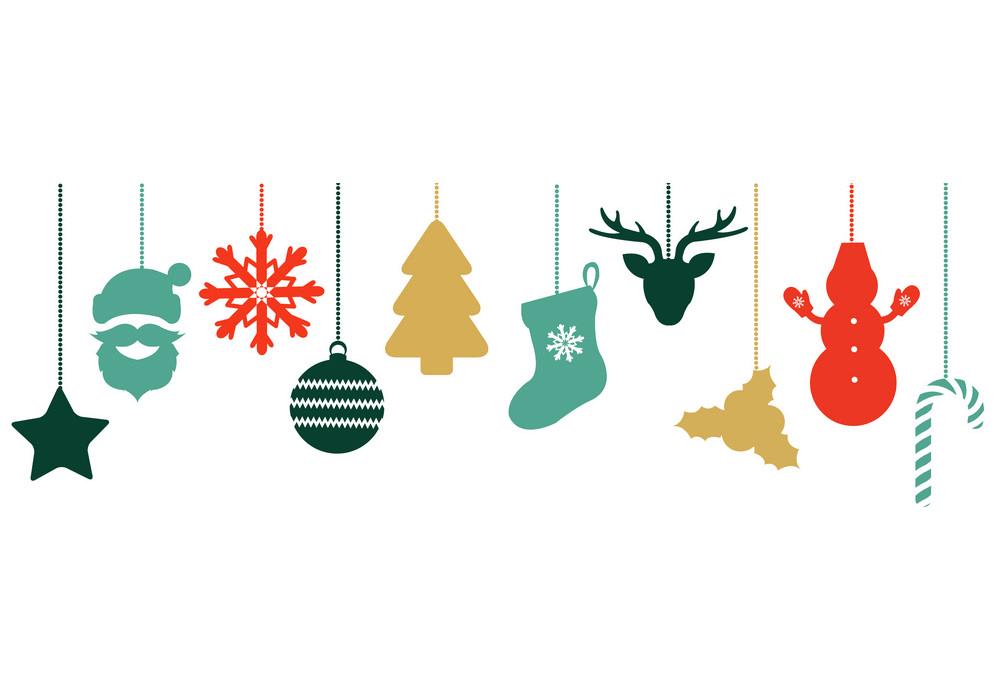 Christmas Border clipart 2