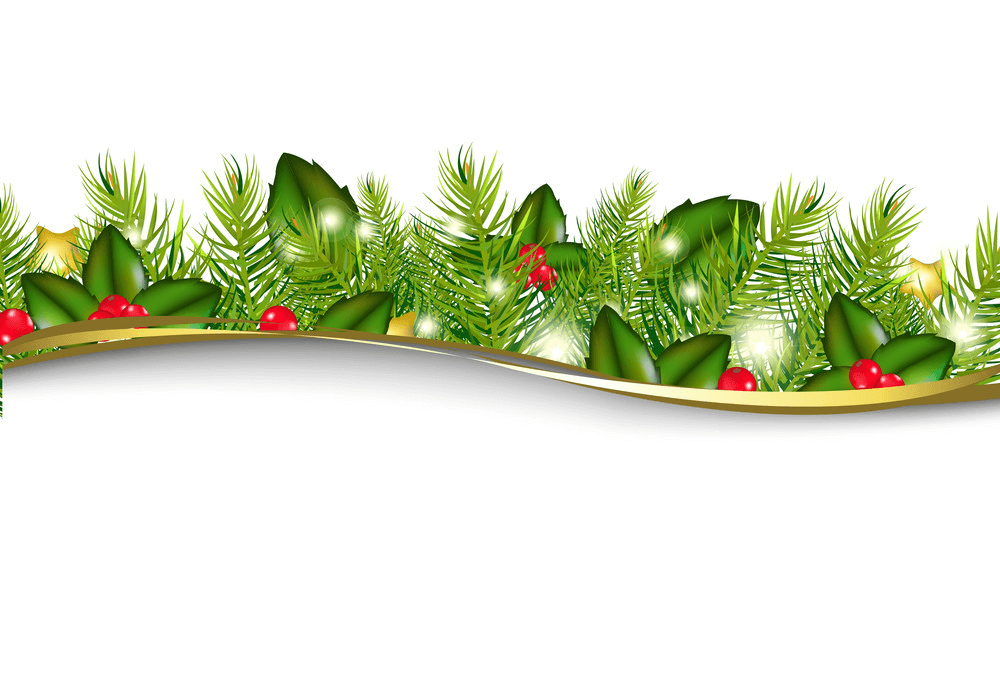 Christmas Border clipart 3