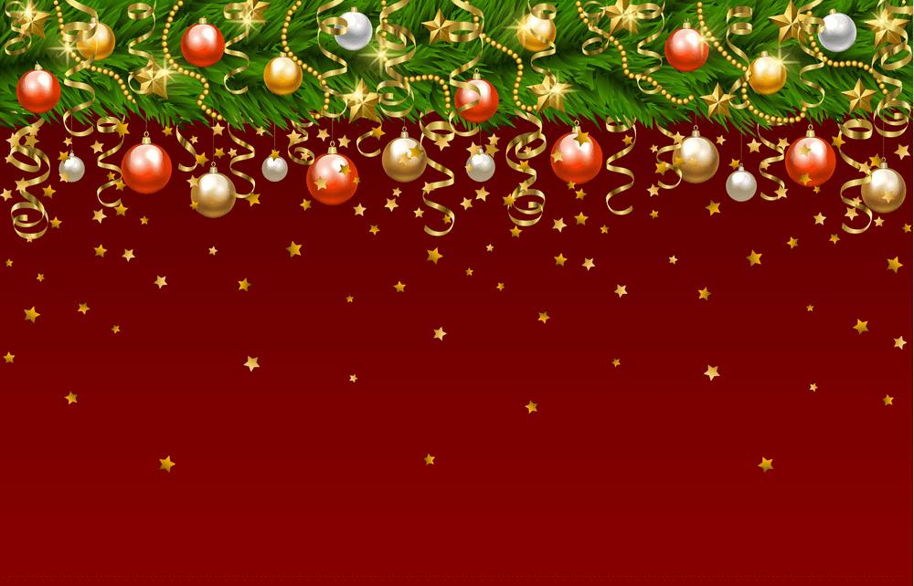 Christmas Border clipart 7