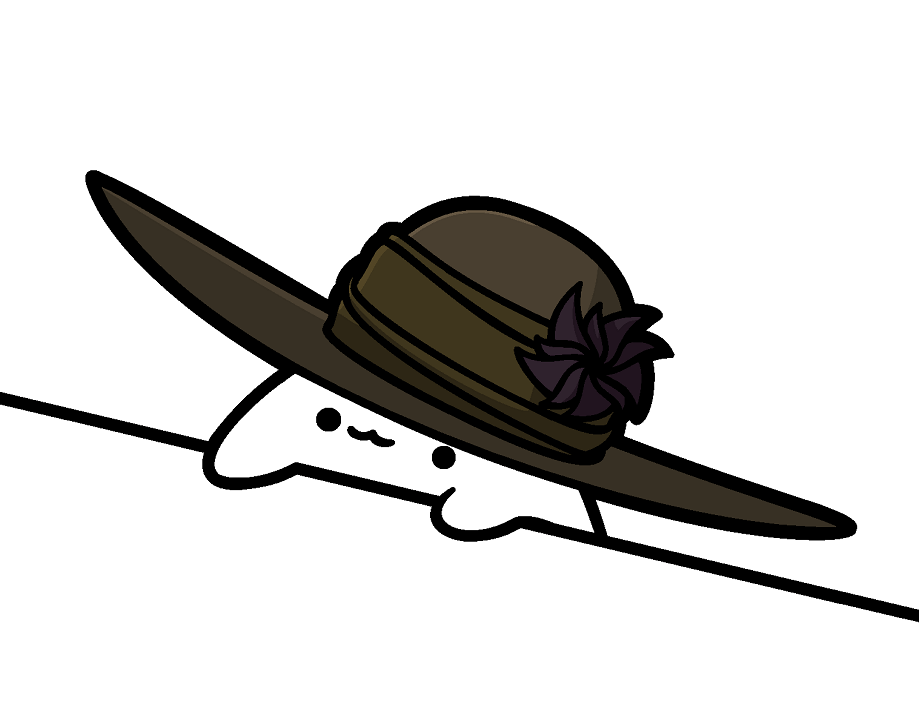 Clipart Bongo Cat png 7