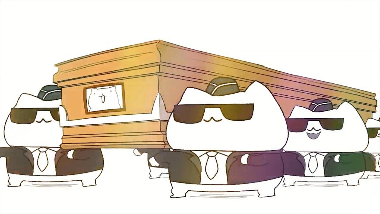 Meme Bongo Cat png