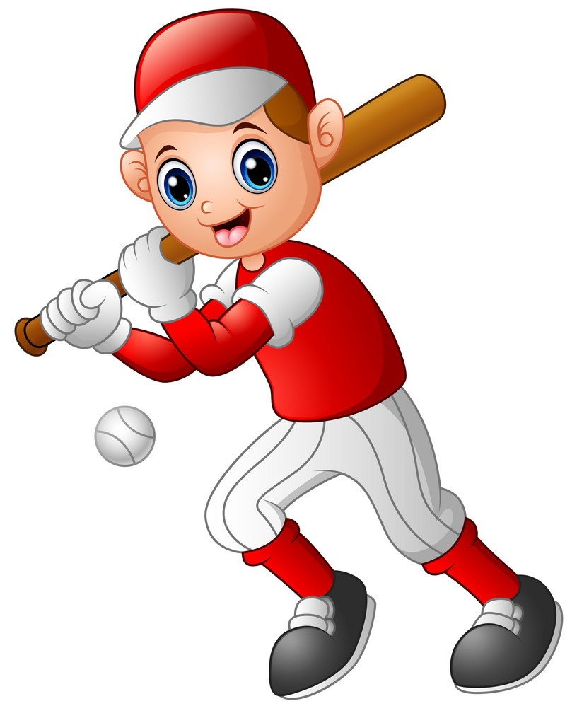 baseball batter boy