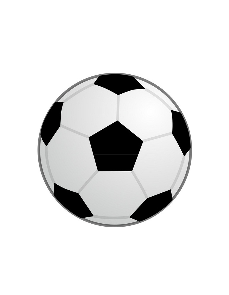 basic soccer ball