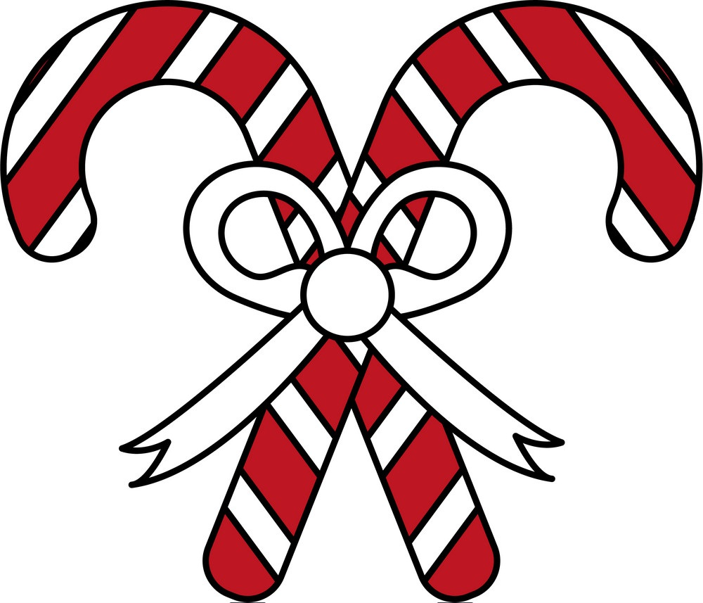 candy cane design