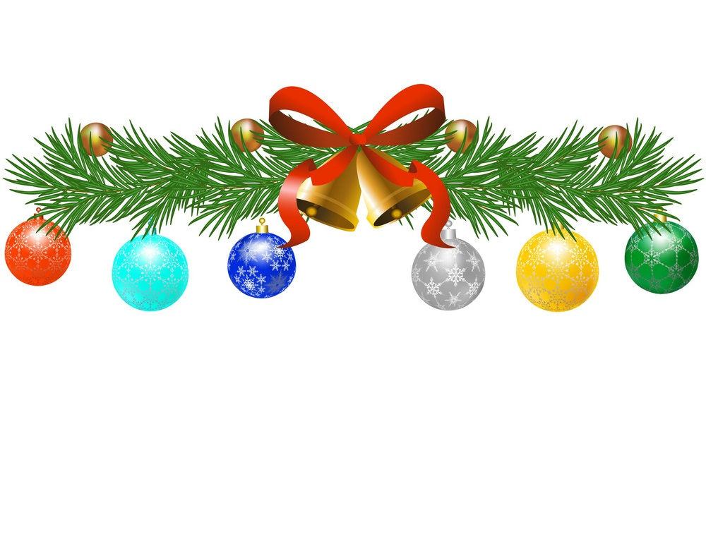 Christmas Border Clipart - Clipart.World