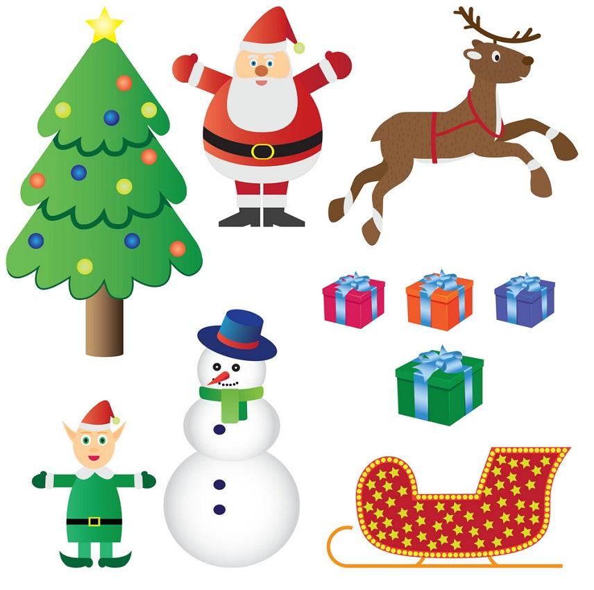 christmas theme set