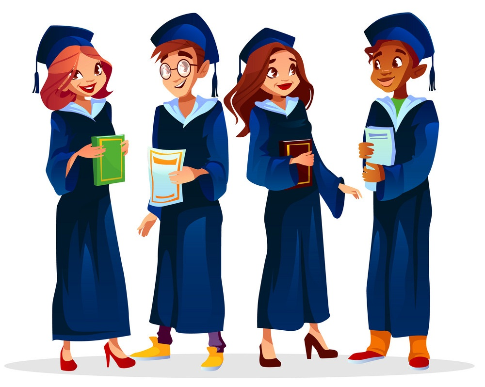 college university graduates