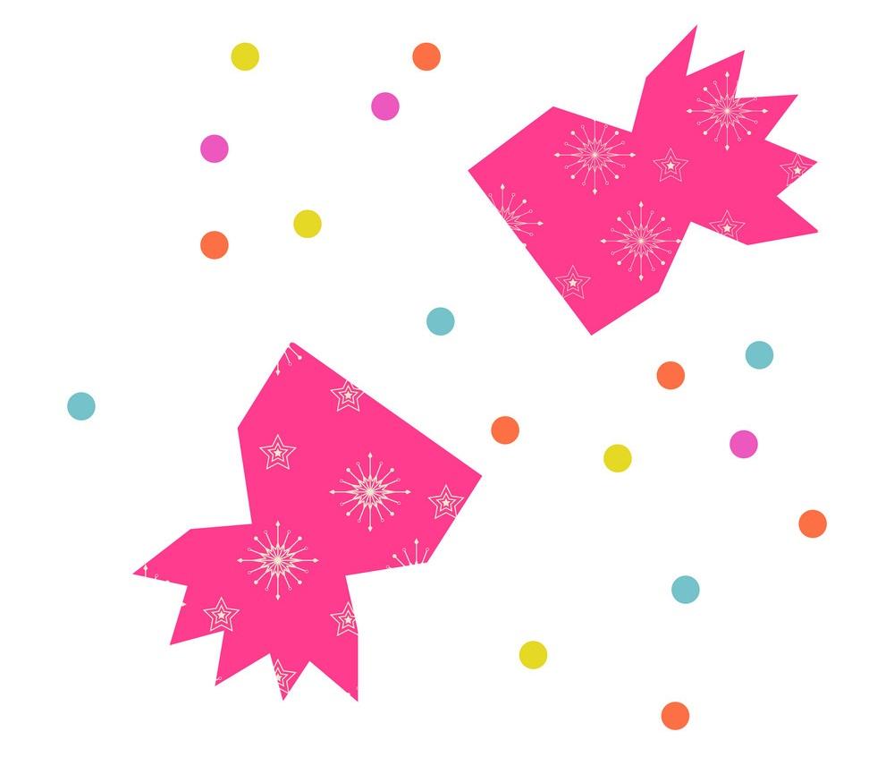 confetti ripped