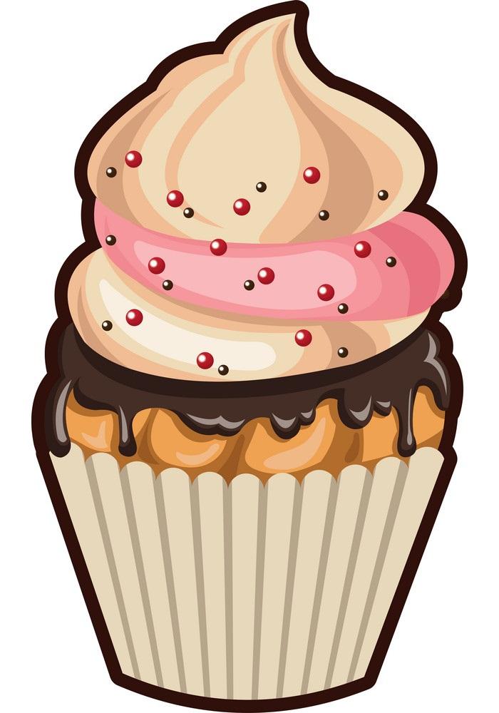 delecious cupcake