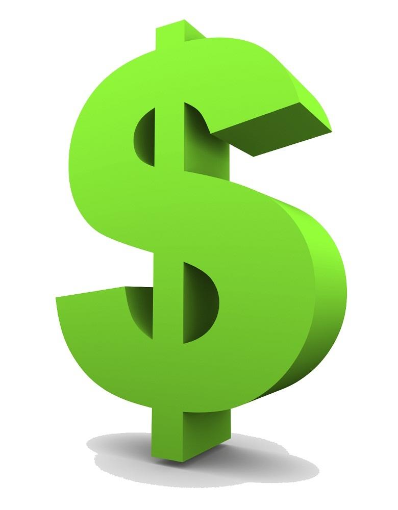 dollar sign 1