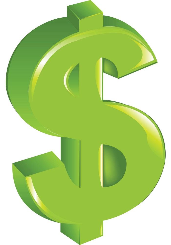 dollar sign 5