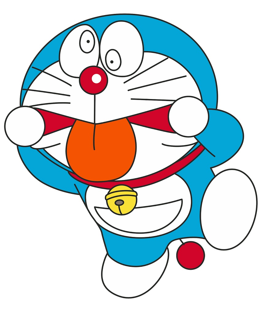doraemon with funny face