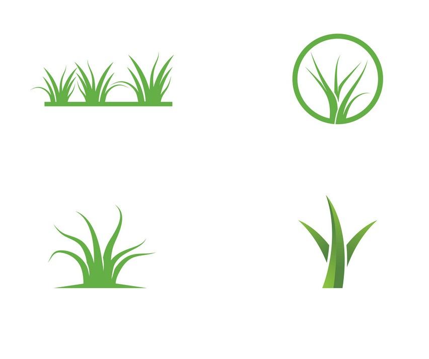 four grass logo