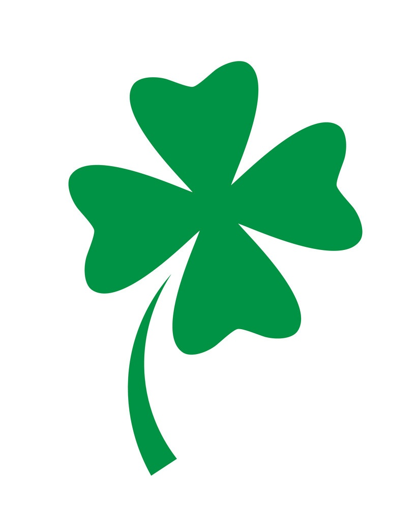 four leaf shamrock 2