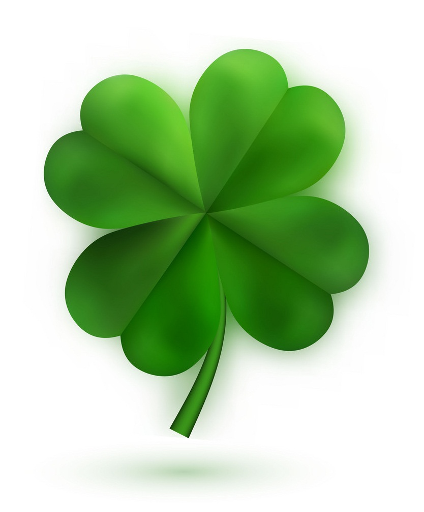 four leaf shamrock 4