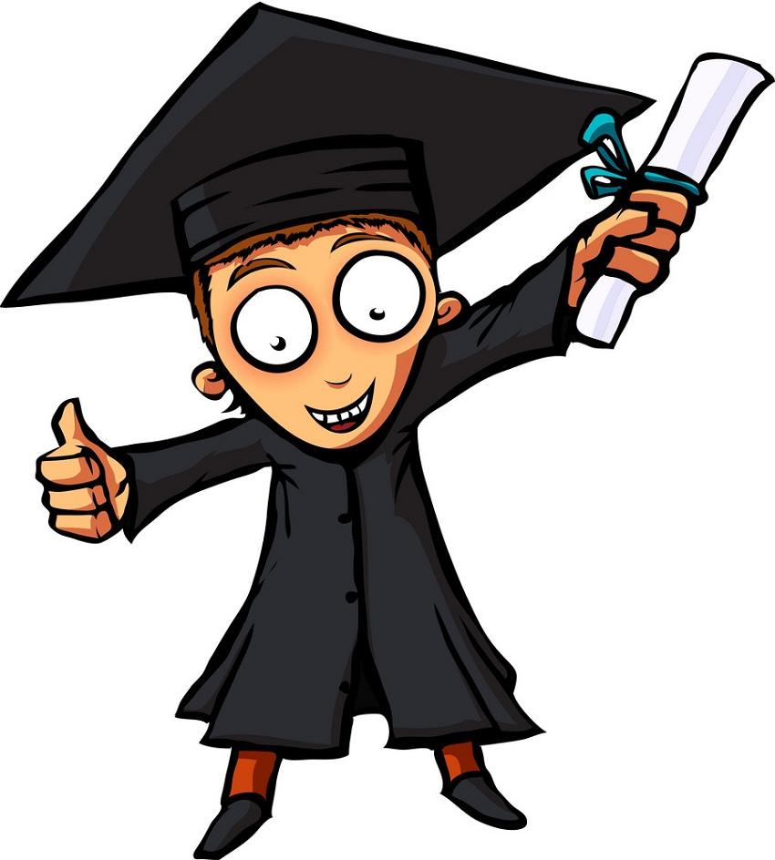 graduation men