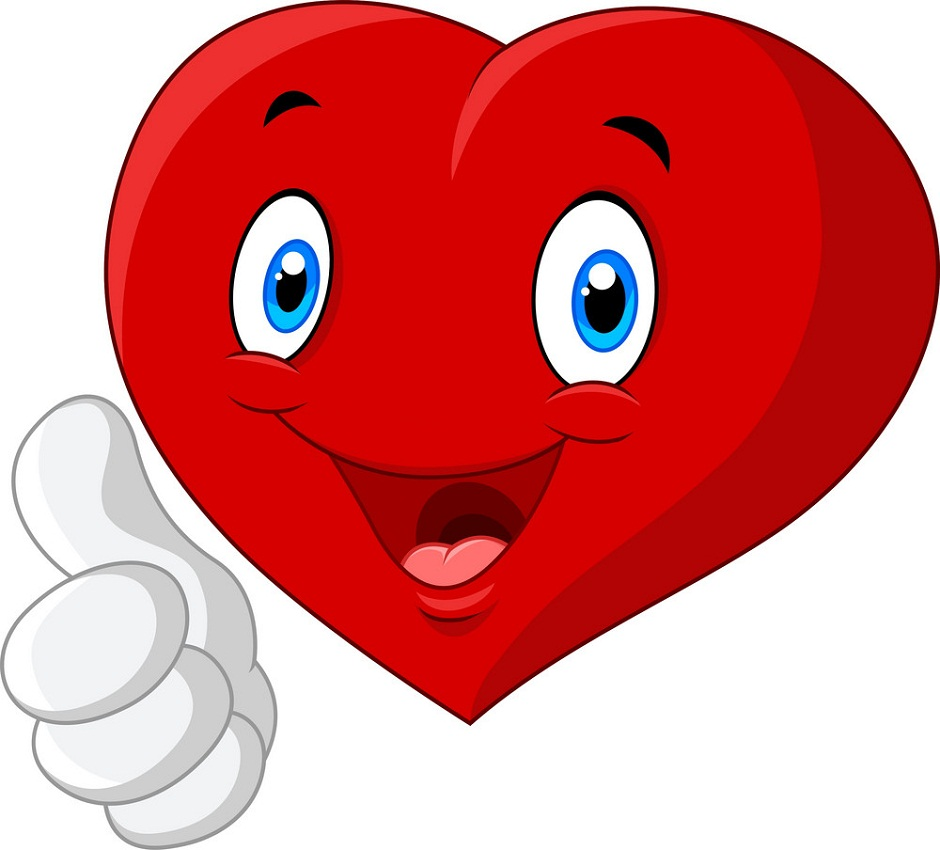 Cartoon Heart Clipart