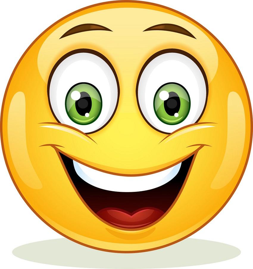 Joy Emoji Clipart