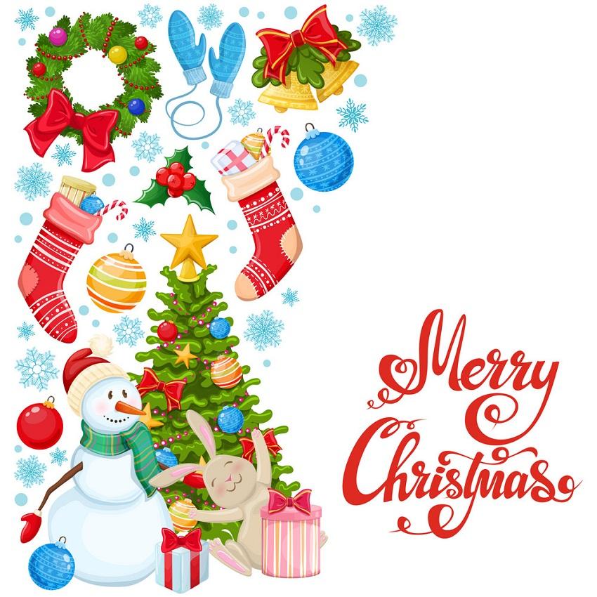 merry christmas border 1