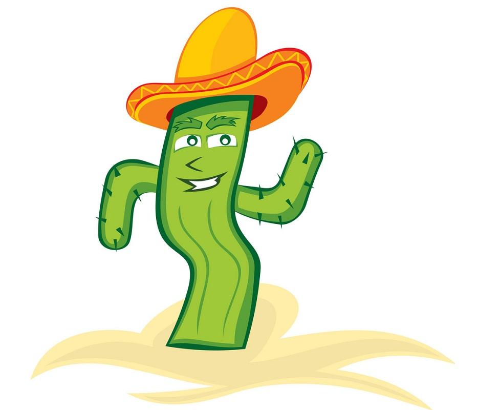 mexican cactus dancing
