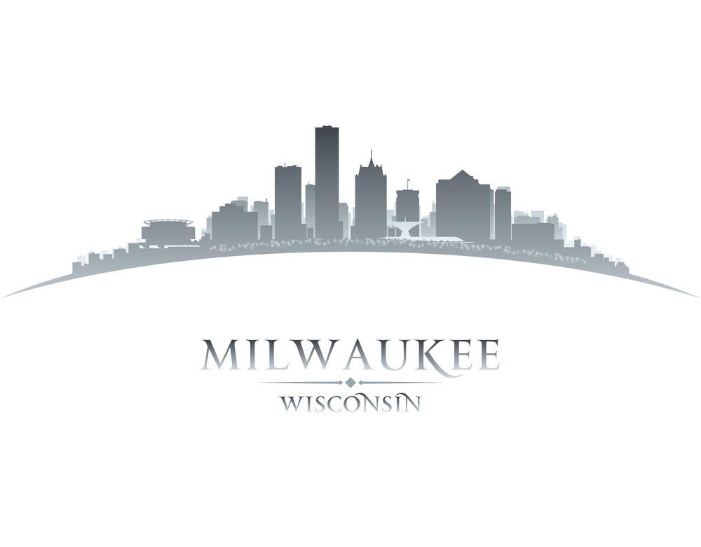 milwaukee wisconsin city skyline
