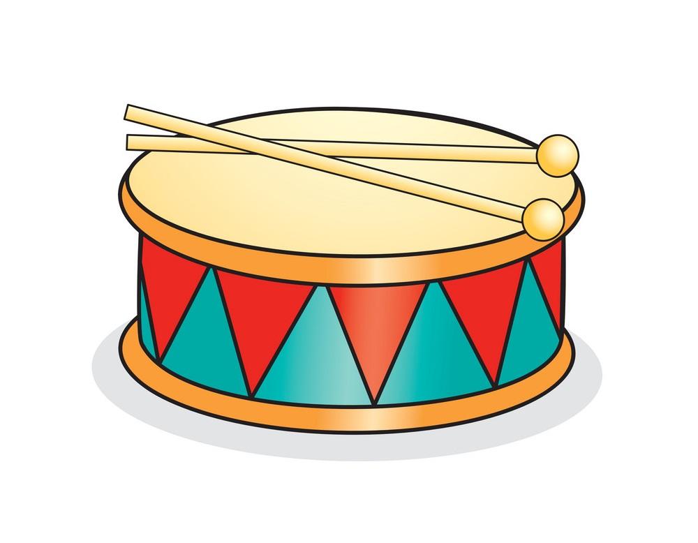 nice drum and sticks