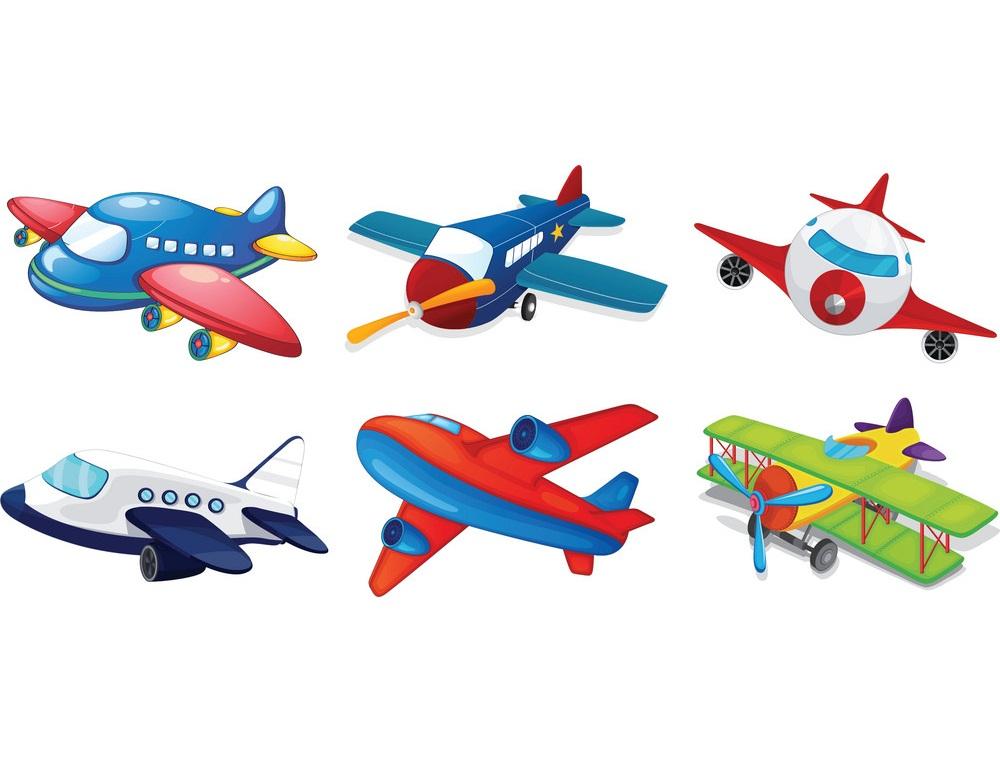 six planes icon