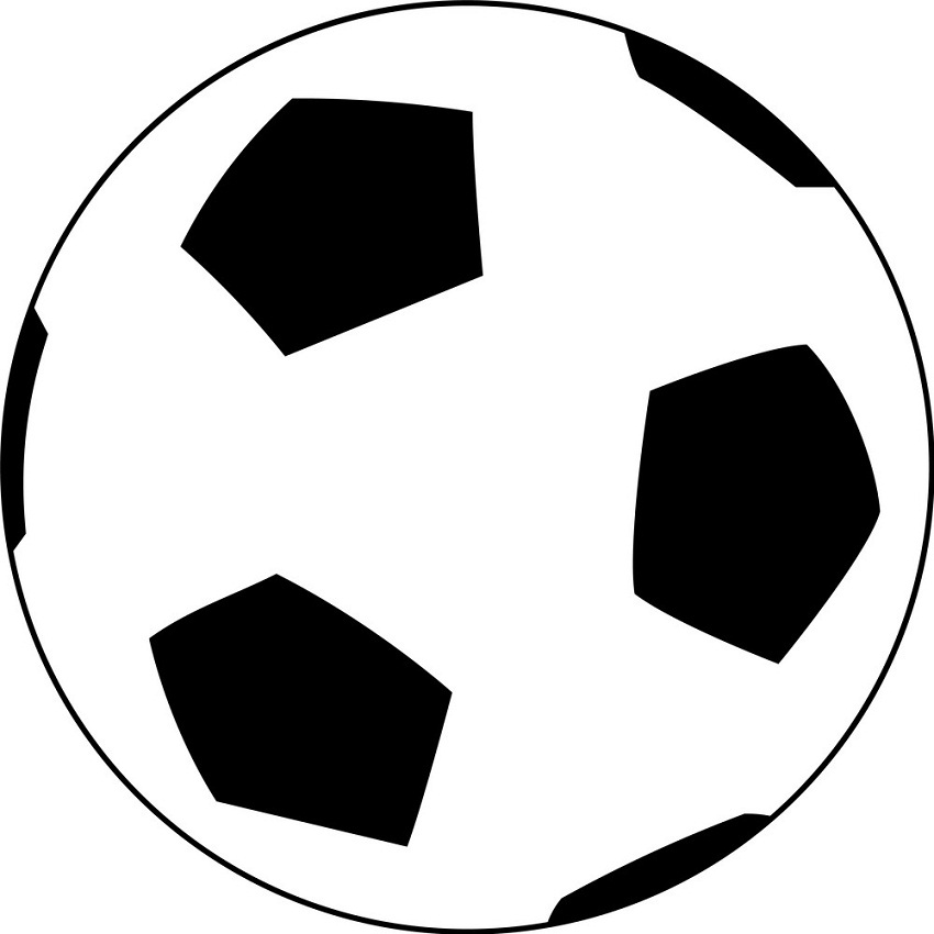 simple soccer ball