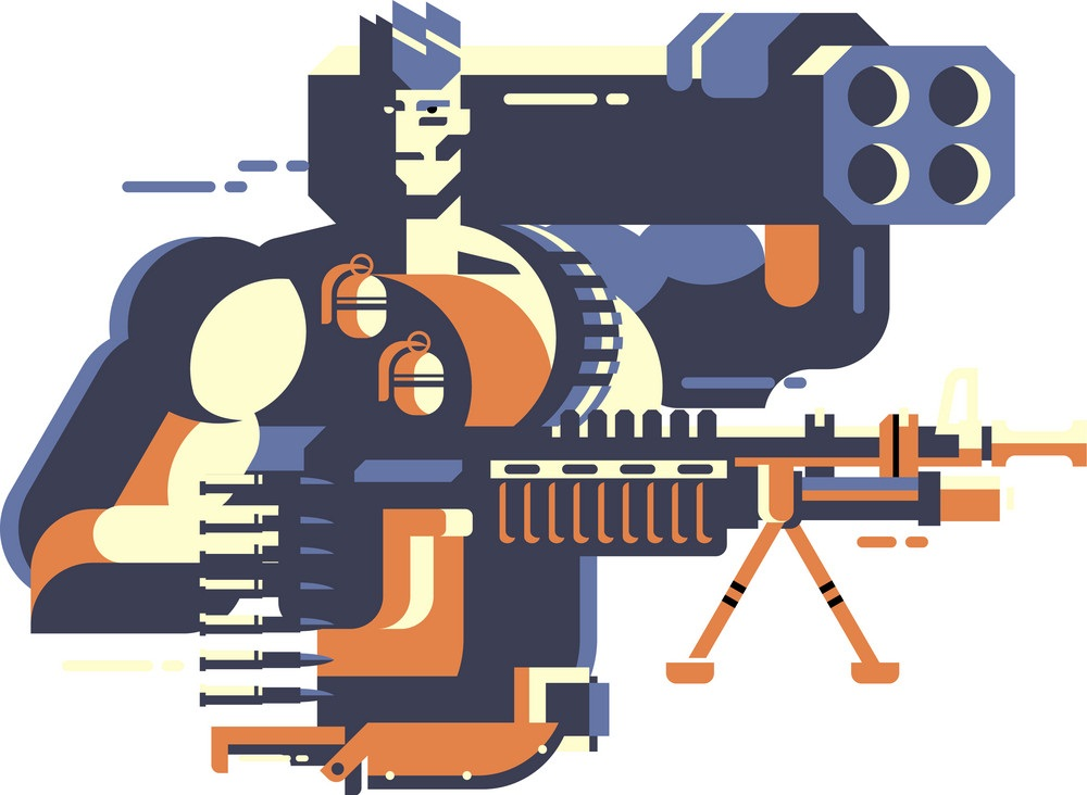 Weapons Clipart