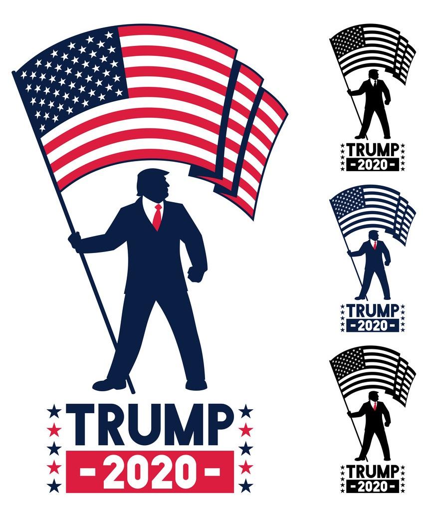 Trump 2020 Campaign Symbol