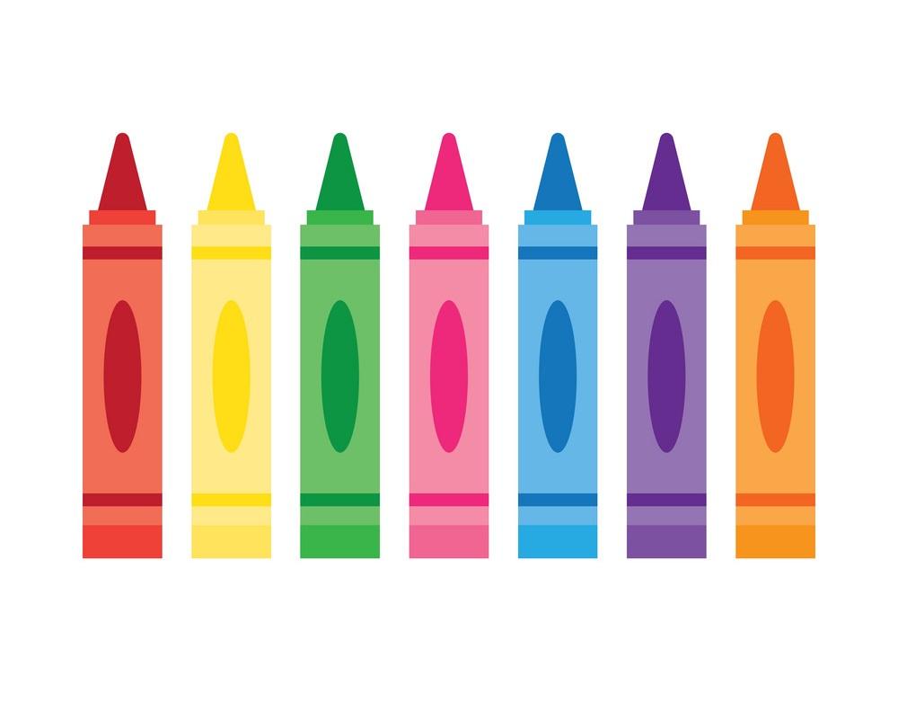 wax crayons 1