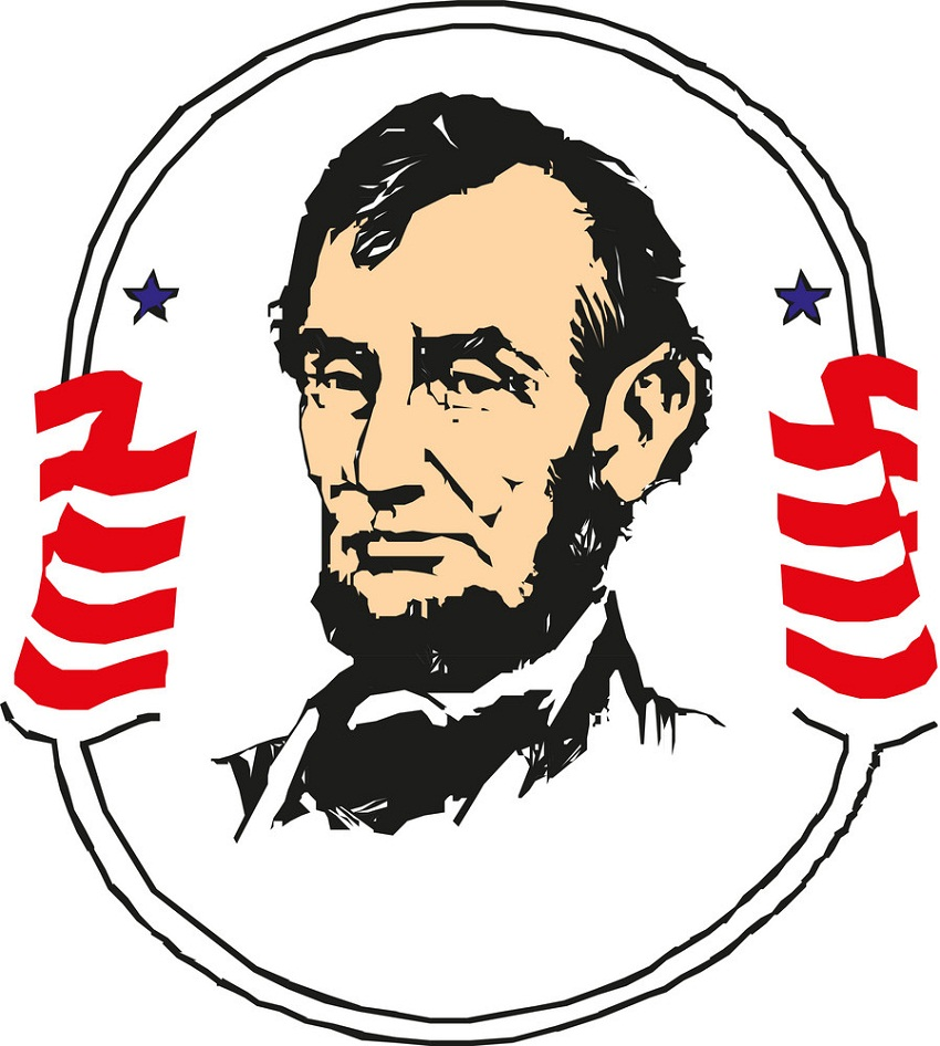 abraham lincoln president of usa