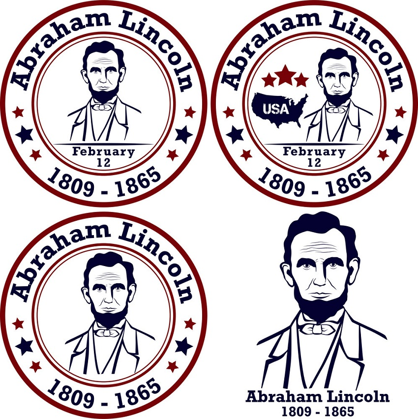 abraham lincoln stamps