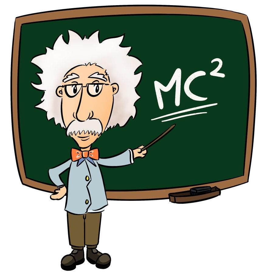 albert einstein teaching 1