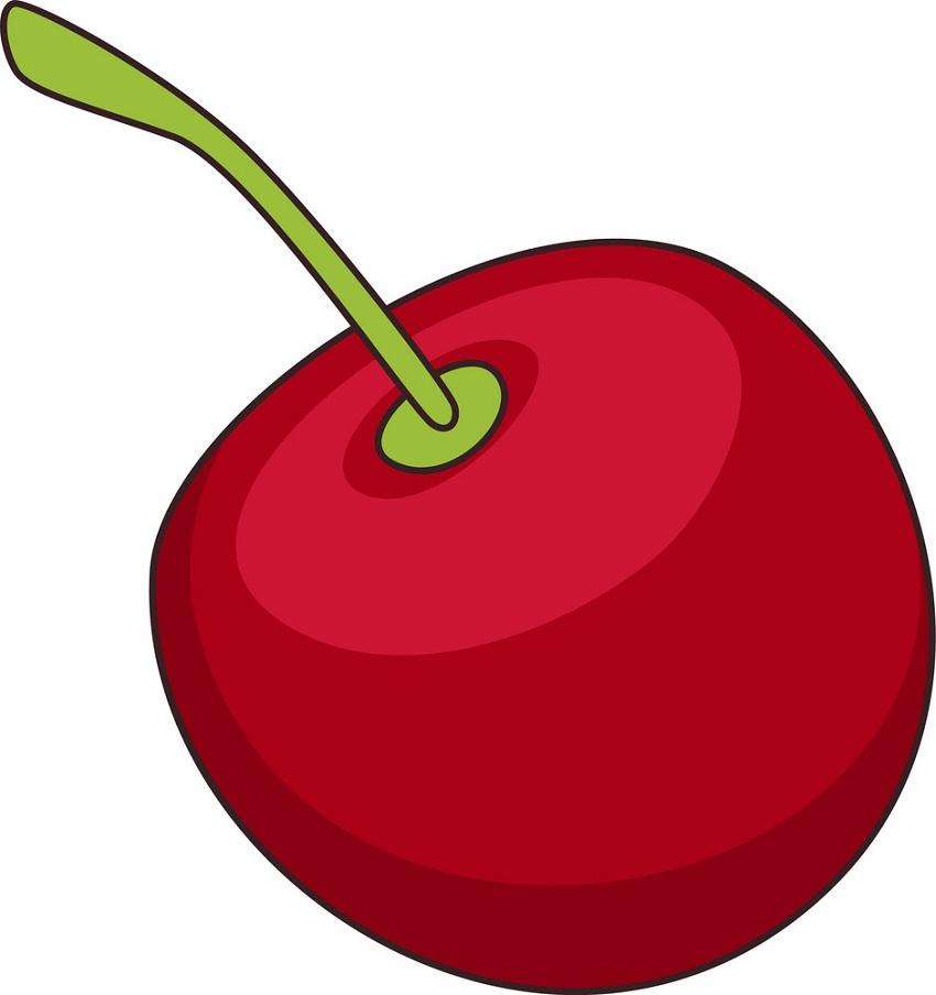 animated cherry