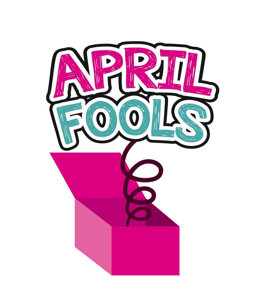 april fool's day box