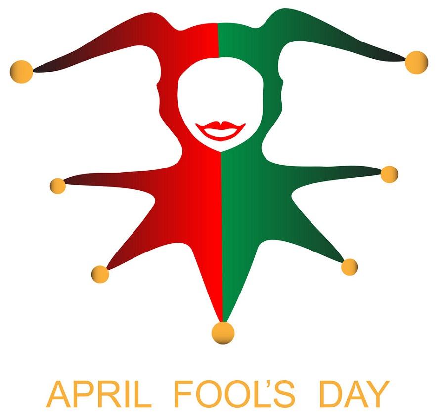 april fool's day clown
