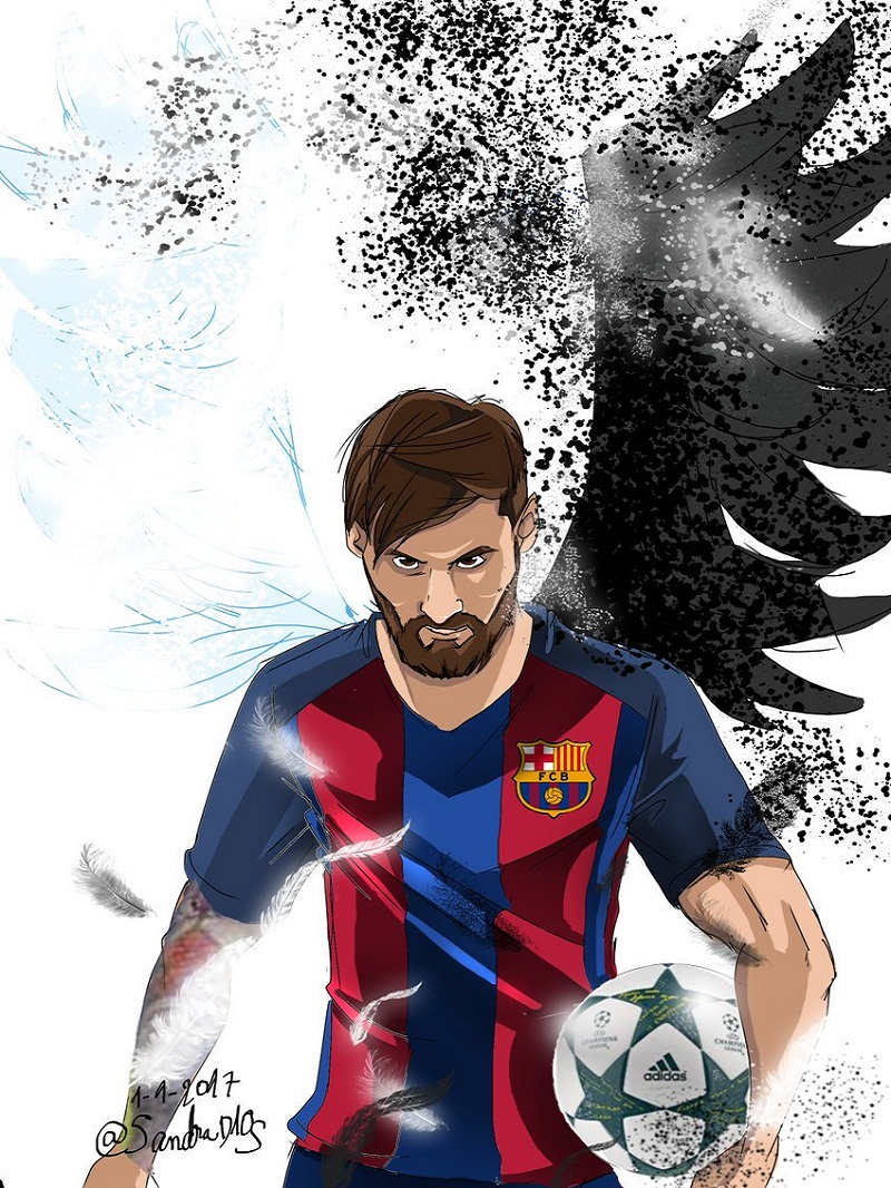 awesome lionel messi