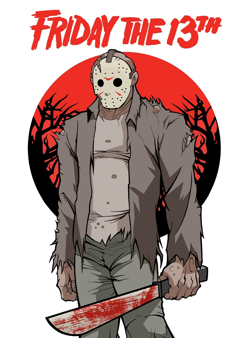 Friday the 13th Clipart