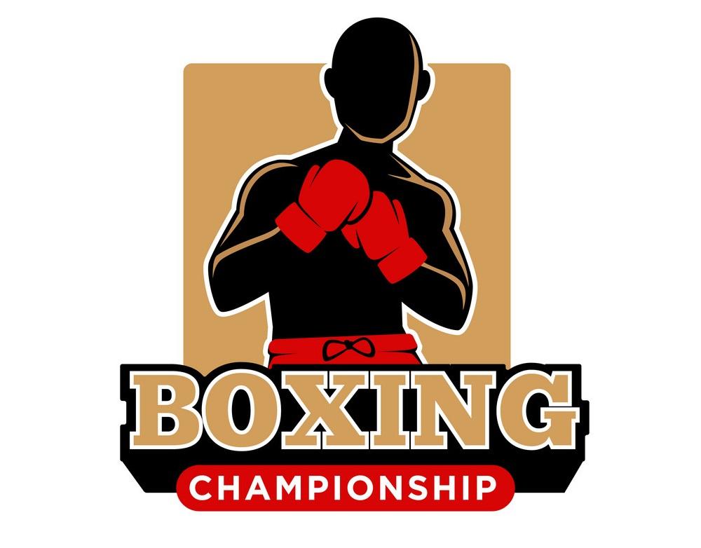 boxing championship icon