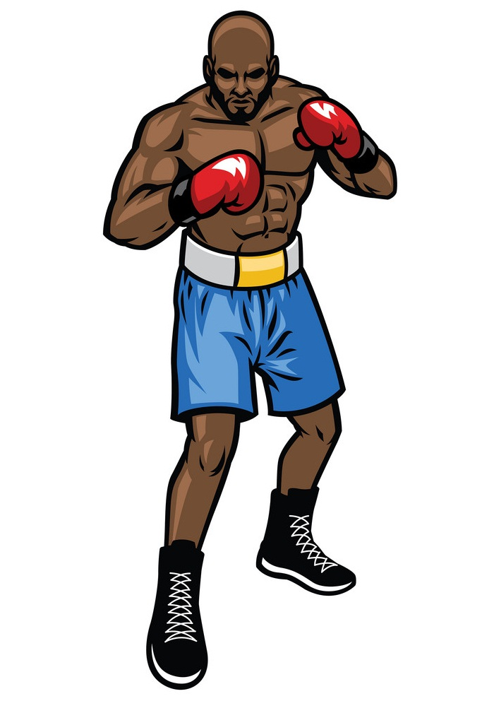 boxing fighter stance