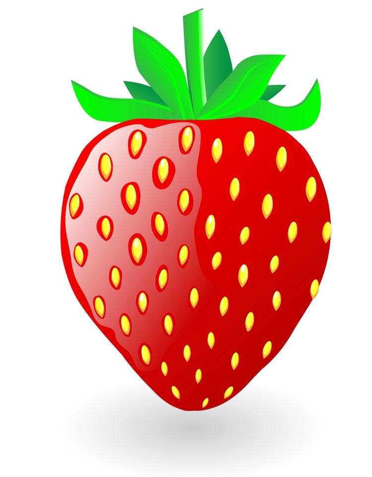 bright strawberry