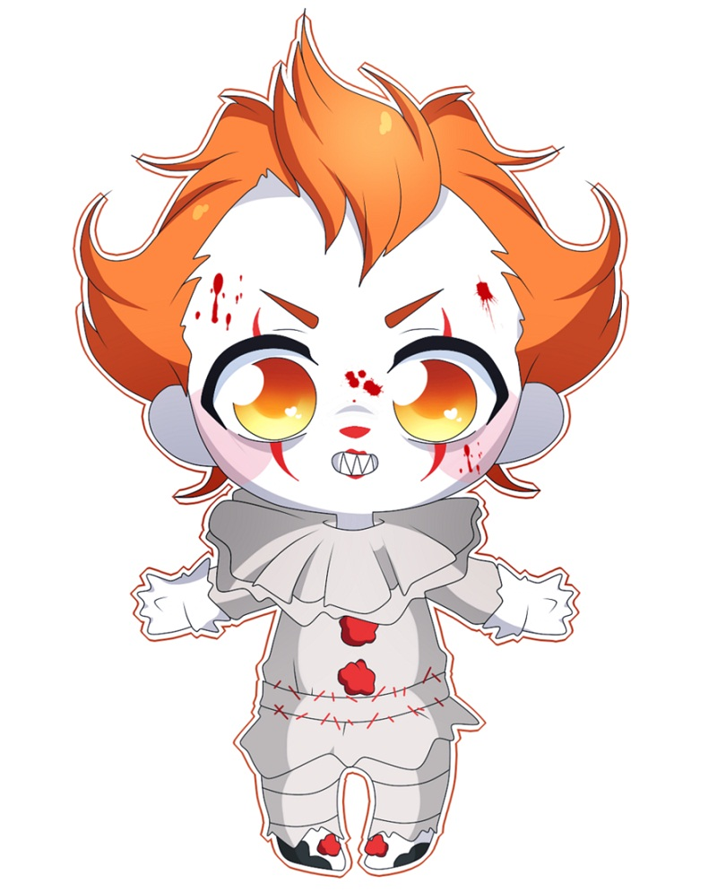 cute pennywise