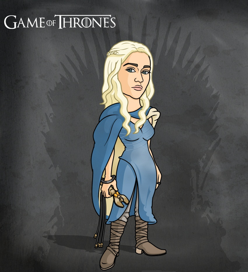 Game of Thrones Clipart