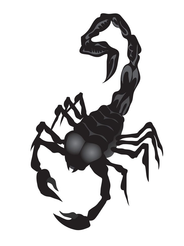 deathly scorpion