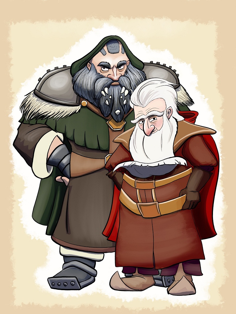 dwalin and balin brother