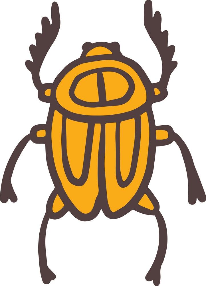 egypt scarab beetle