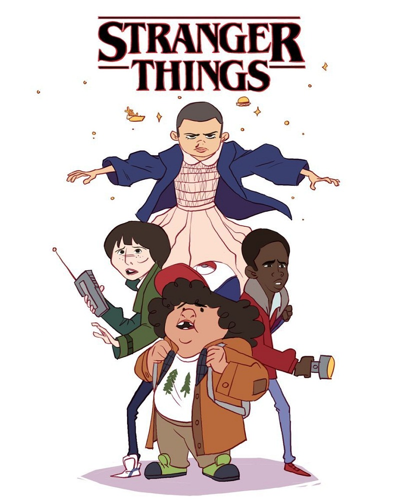 eleven and friends